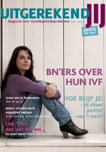 Uitgerekend Jij magazine vruchtbaarheidsproblemen